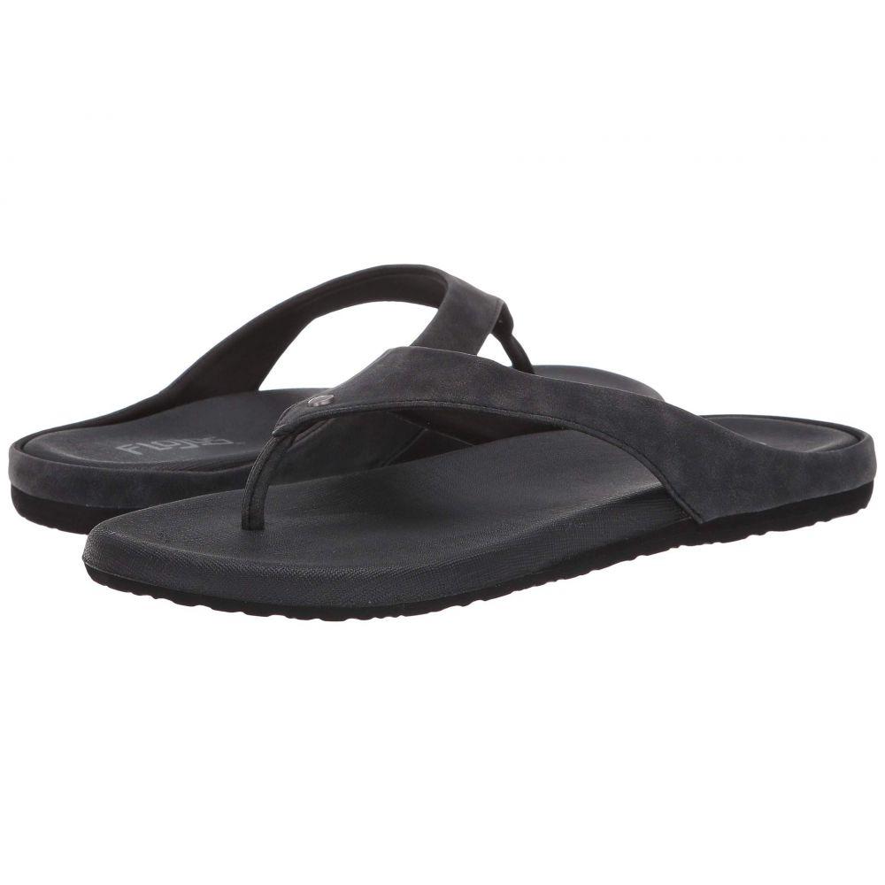 フロジョス Flojos レディース シューズ・靴 ビーチサンダル【Rochelle】Black