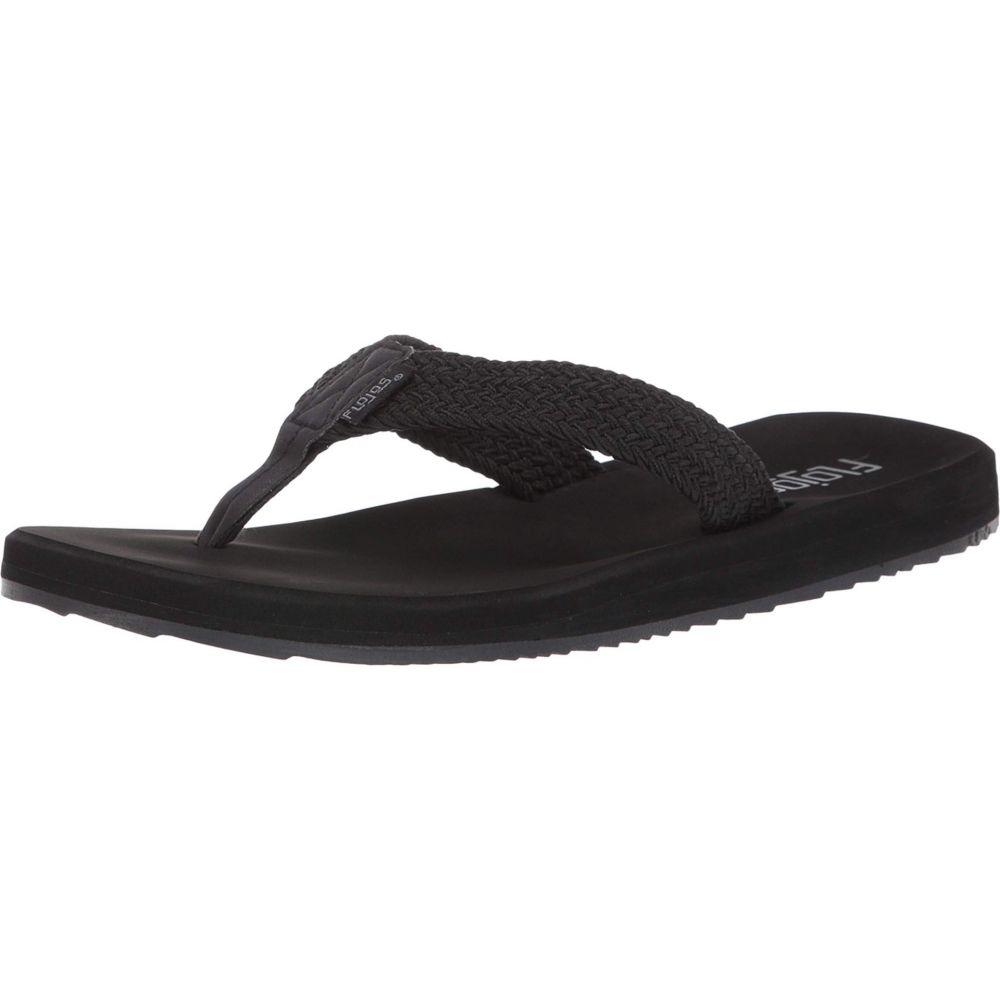 フロジョス Flojos レディース シューズ・靴 ビーチサンダル【Sydney】Black