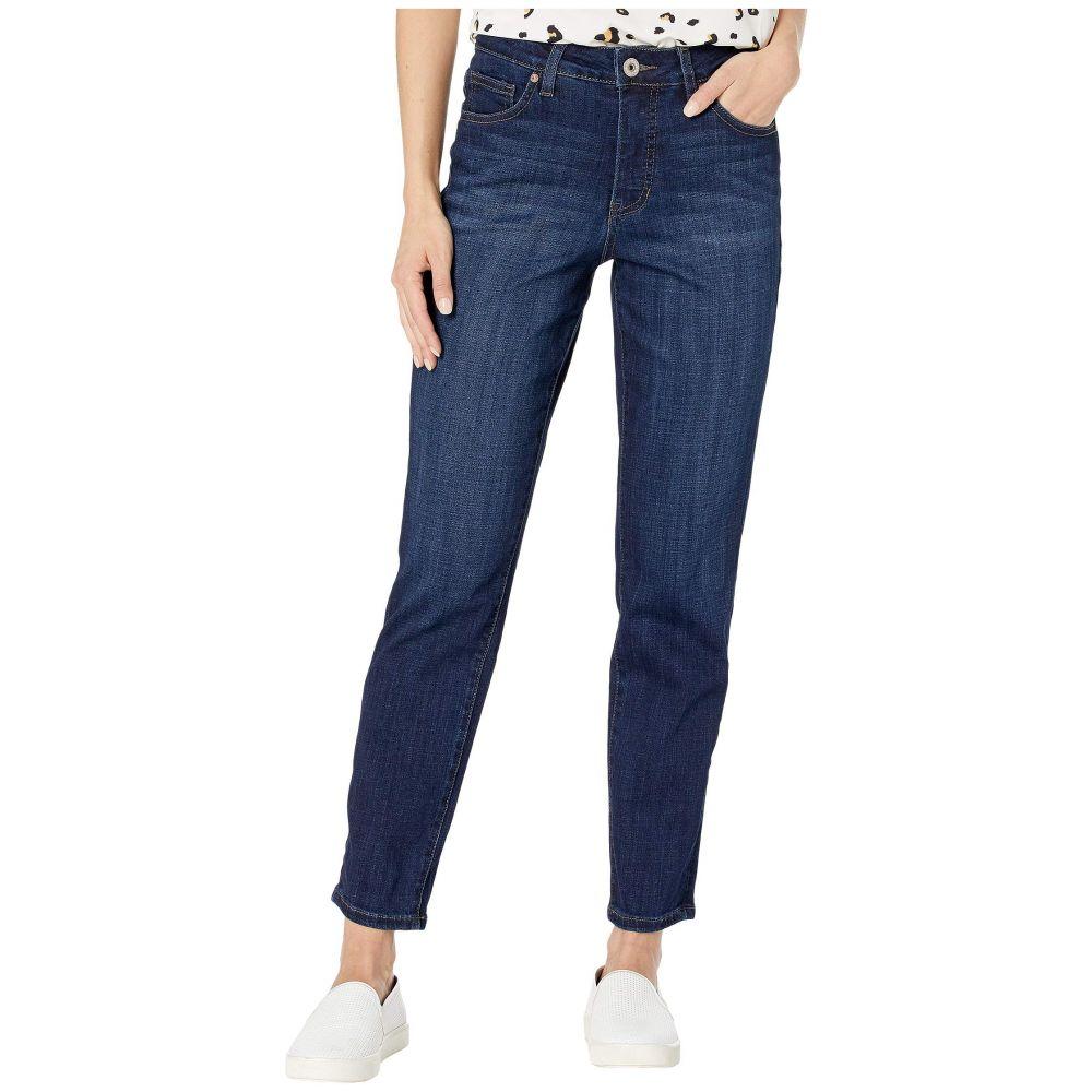 ジャグ ジーンズ Jag Jeans レディース ボトムス・パンツ ジーンズ・デニム【Reese Vintage Straight Leg Jeans in Crosshatch Denim】Night Breeze