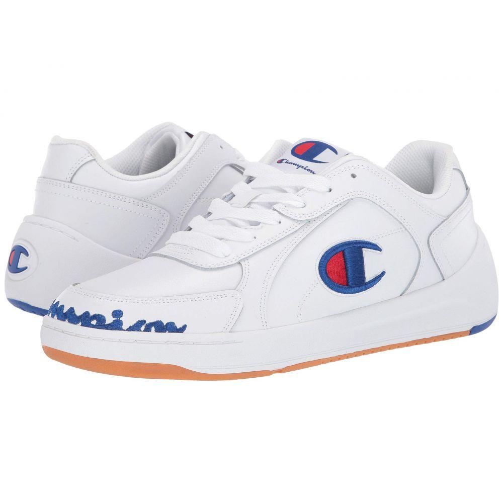 チャンピオン Champion メンズ シューズ・靴 スニーカー【Super C Court Leather】White