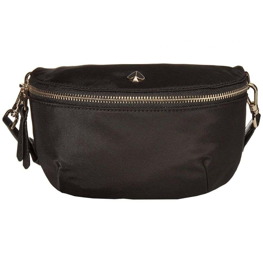 ケイト スペード Kate Spade New York レディース バッグ ボディバッグ・ウエストポーチ【Taylor Medium Belt Bag】Black