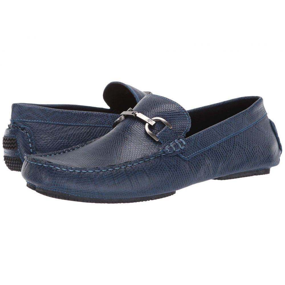 ドナルド ジェイ プリナー Donald J Pliner メンズ シューズ・靴【Velix】Navy