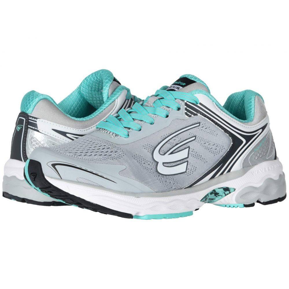 スピラ Spira レディース ランニング・ウォーキング シューズ・靴【Aquarius】White/Charcoal/Mint