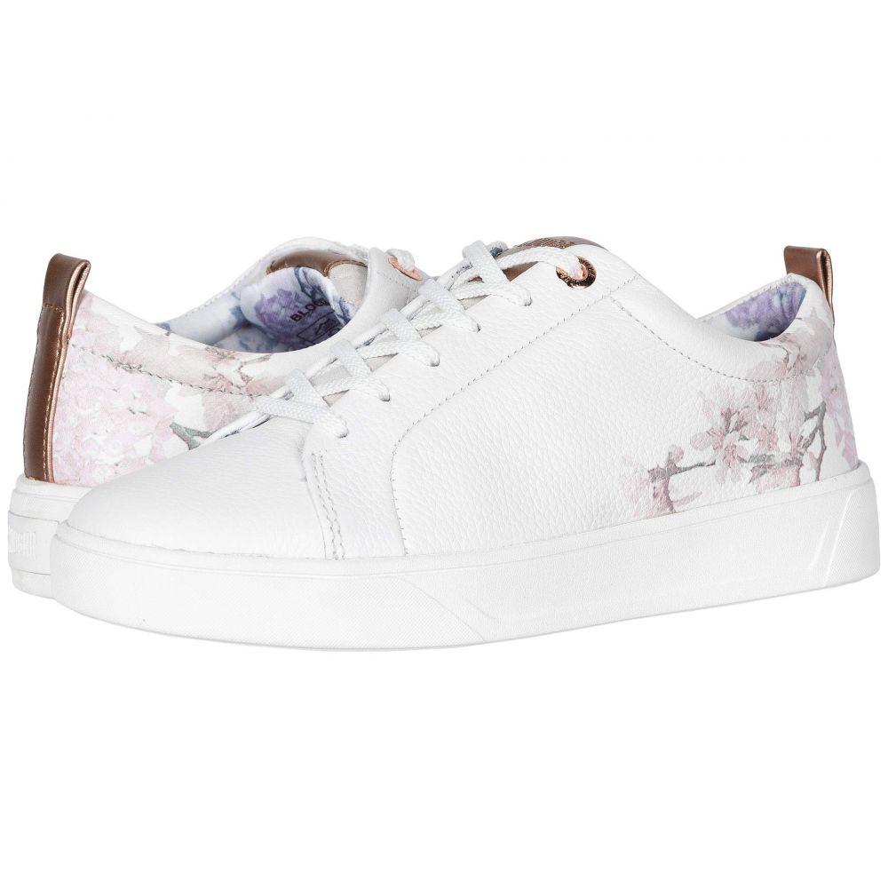 クーガー Cougar レディース シューズ・靴 スニーカー【Bloom Waterproof】White/Blossom Napoli Leather