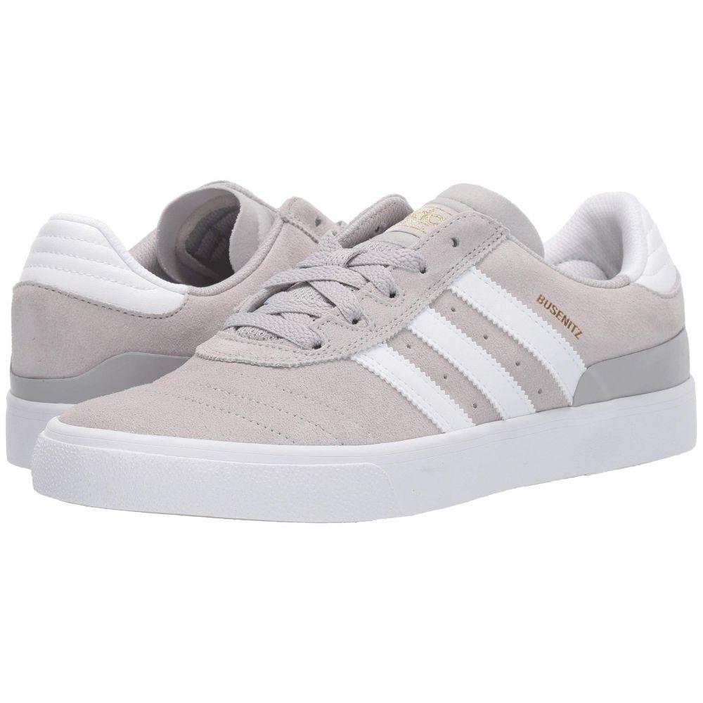 アディダス adidas Skateboarding メンズ シューズ・靴 スニーカー【Busenitz Vulc】Grey Two F/Footwear White/Gold Metallic