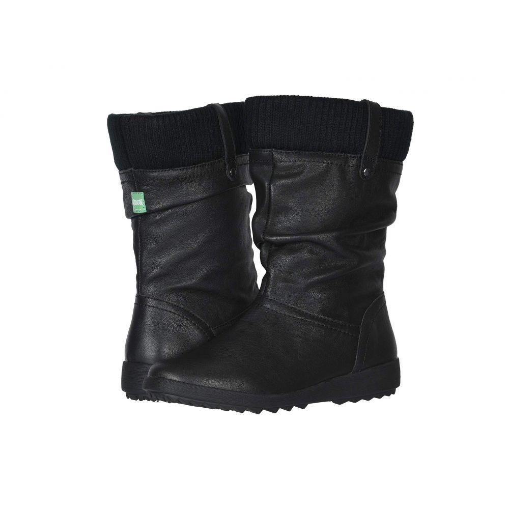 クーガー Cougar レディース シューズ・靴 ブーツ【Vienna Waterproof】Black Leather