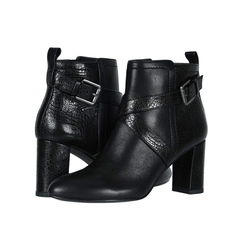 デイビッド テイト David Tate レディース シューズ・靴 ブーツ【Inspire】Black Naked Leather