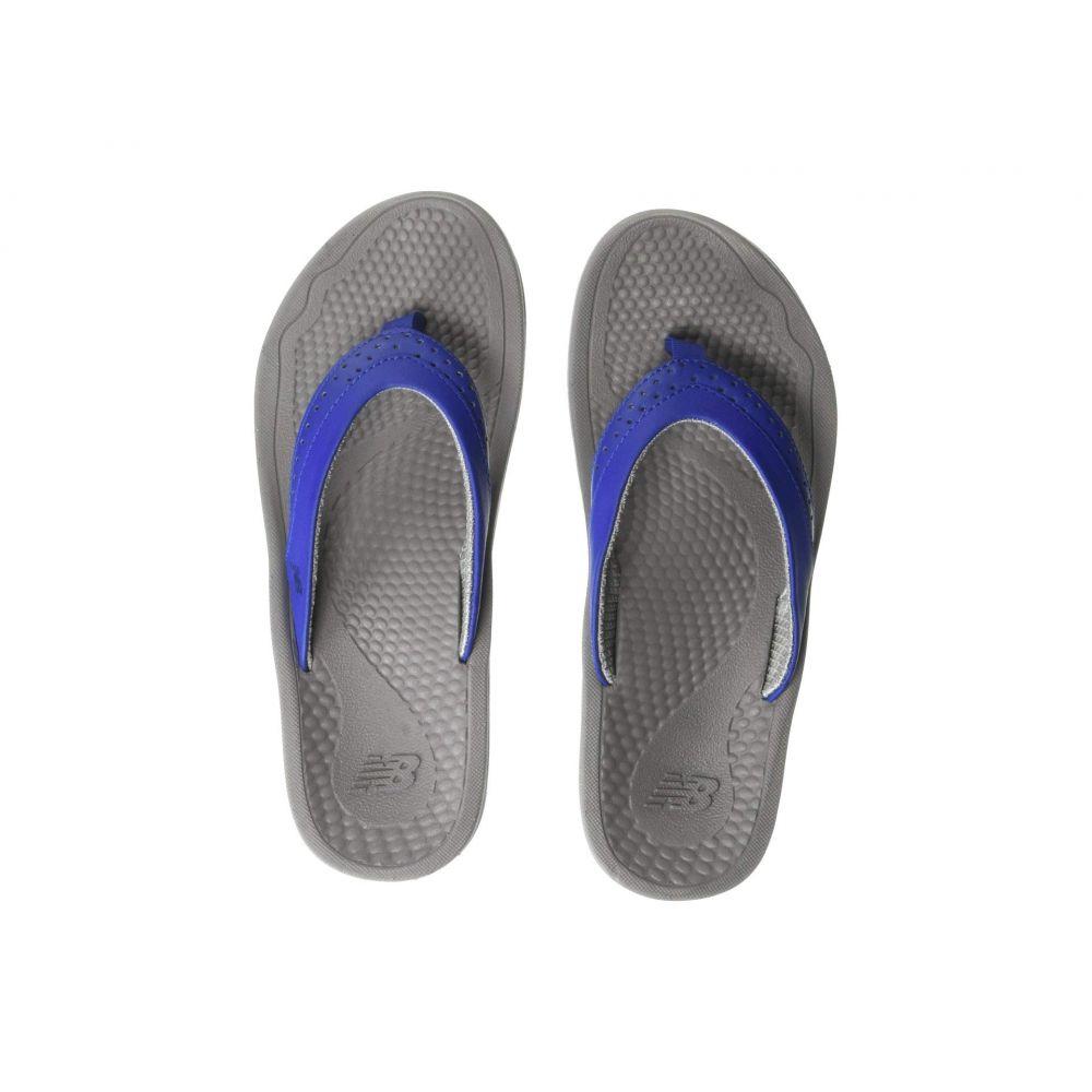 ニューバランス New Balance レディース シューズ・靴 ビーチサンダル【Renew Thong】Blue