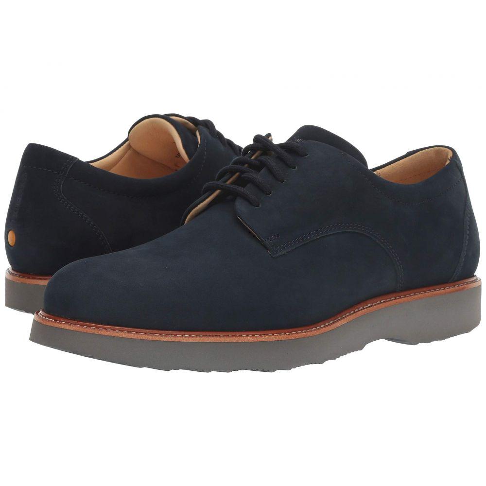 サムエル ハバード Samuel Hubbard メンズ シューズ・靴 革靴・ビジネスシューズ【Bucks】Navy Nubuck/Grey Outsole