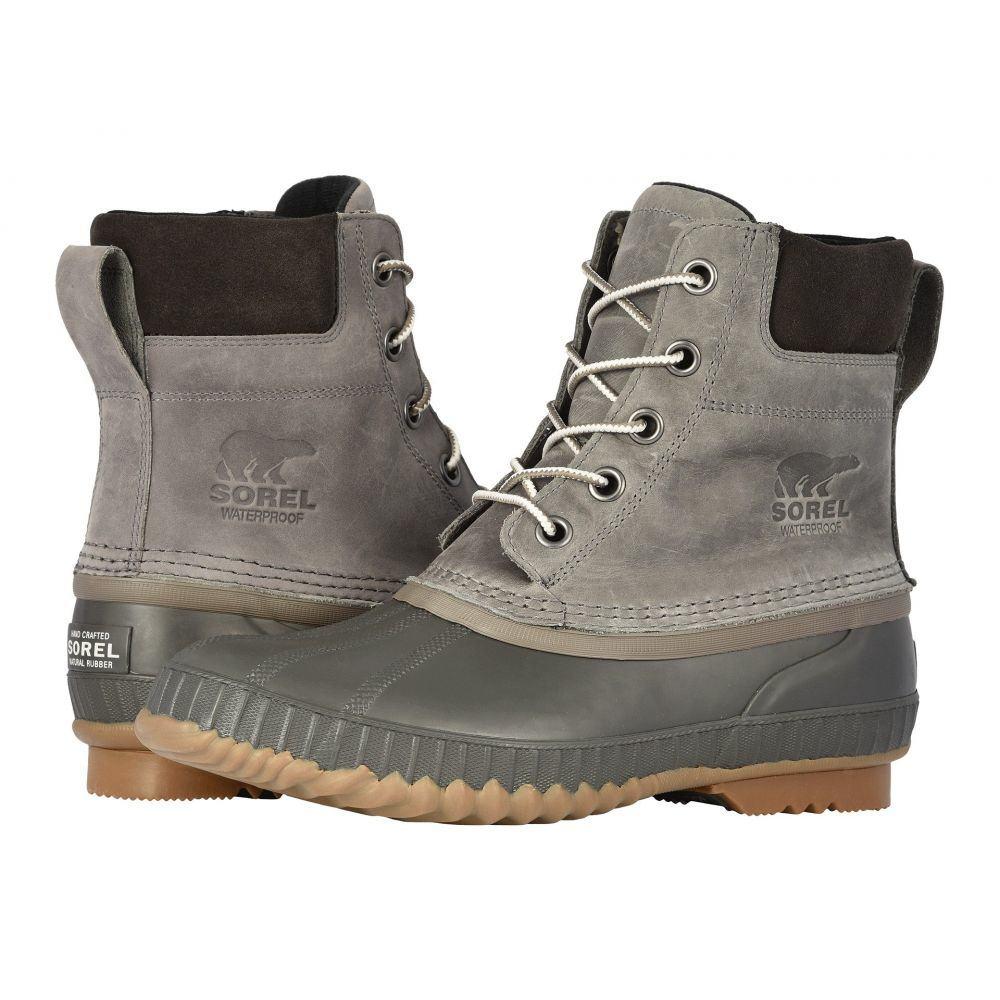 ソレル SOREL メンズ シューズ・靴 レインシューズ・長靴【Cheyanne II】Quarry/Buffalo