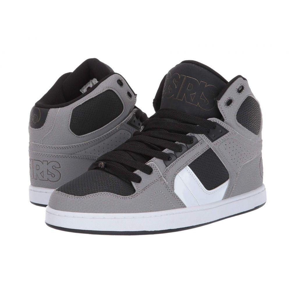 オサイラス Osiris メンズ シューズ・靴 スニーカー【NYC 83 Classic】Grey/CPR