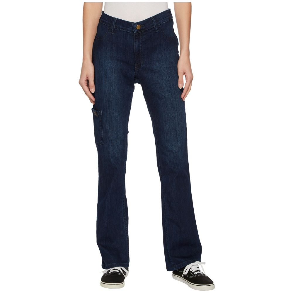ABLデニム ABL Denim レディース ボトムス・パンツ ジーンズ・デニム【Side -Zip Jeans in Dark Classic】Dark Classic
