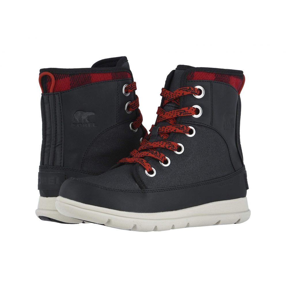 ソレル SOREL レディース シューズ・靴 ブーツ【Explorer 1964】Black