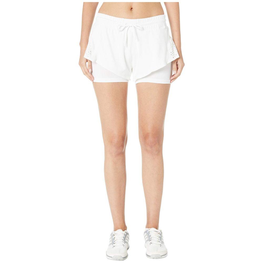 アディダス adidas レディース ボトムス・パンツ ショートパンツ【Stella McCartney Shorts】White