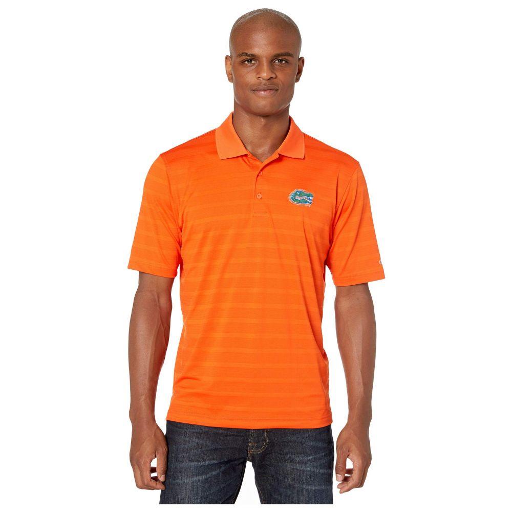 チャンピオン Champion College メンズ トップス ポロシャツ【Florida Gators Textured Solid Polo】Orange