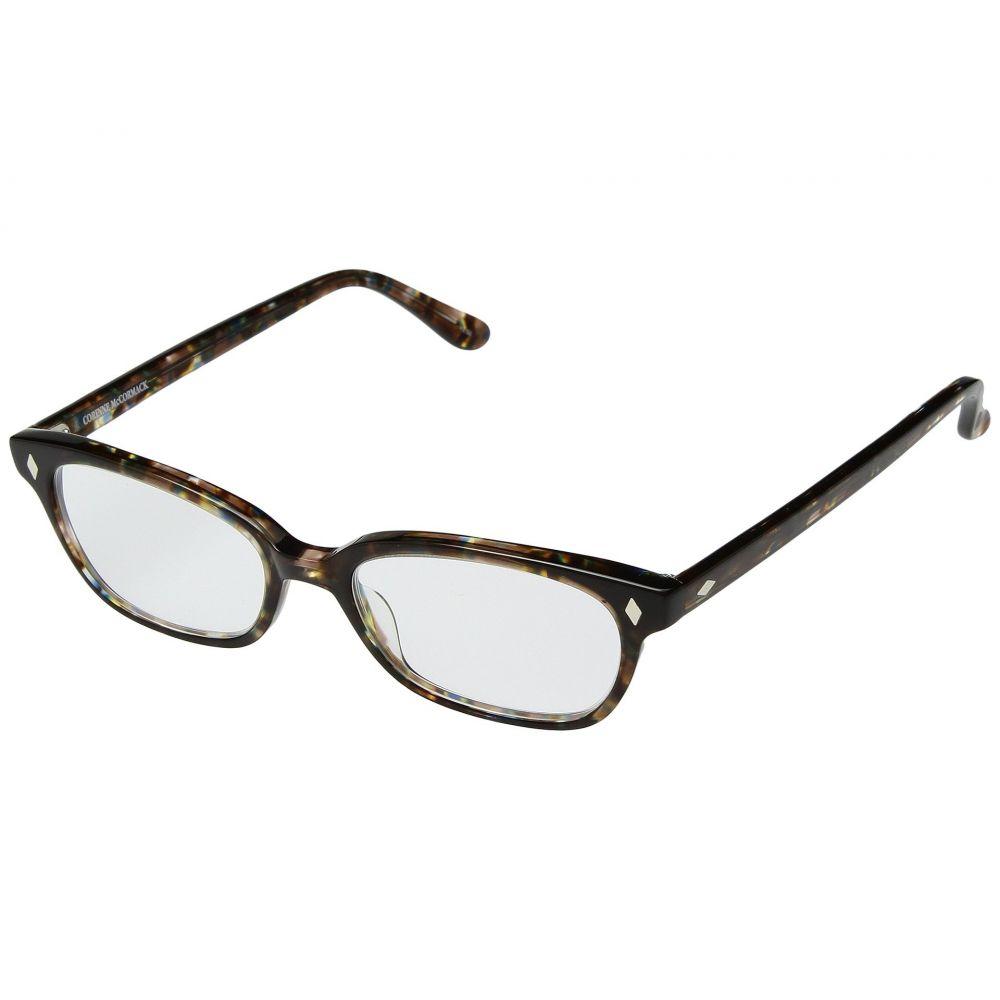 コリーヌ マーコマック Corinne McCormack レディース メガネ・サングラス【Cyd Reading Glasses】Brown