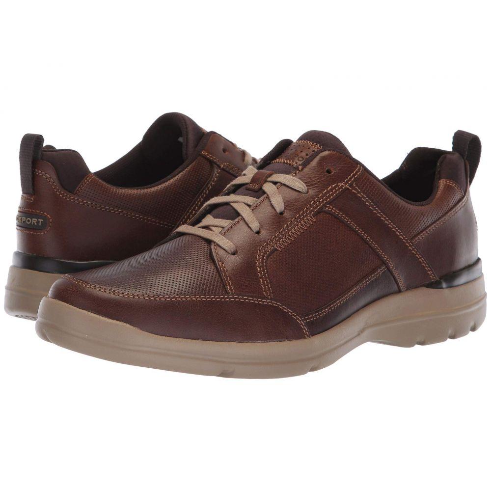 ロックポート Rockport メンズ シューズ・靴 スニーカー【City Edge Lace-Up】Boston Tan Leather