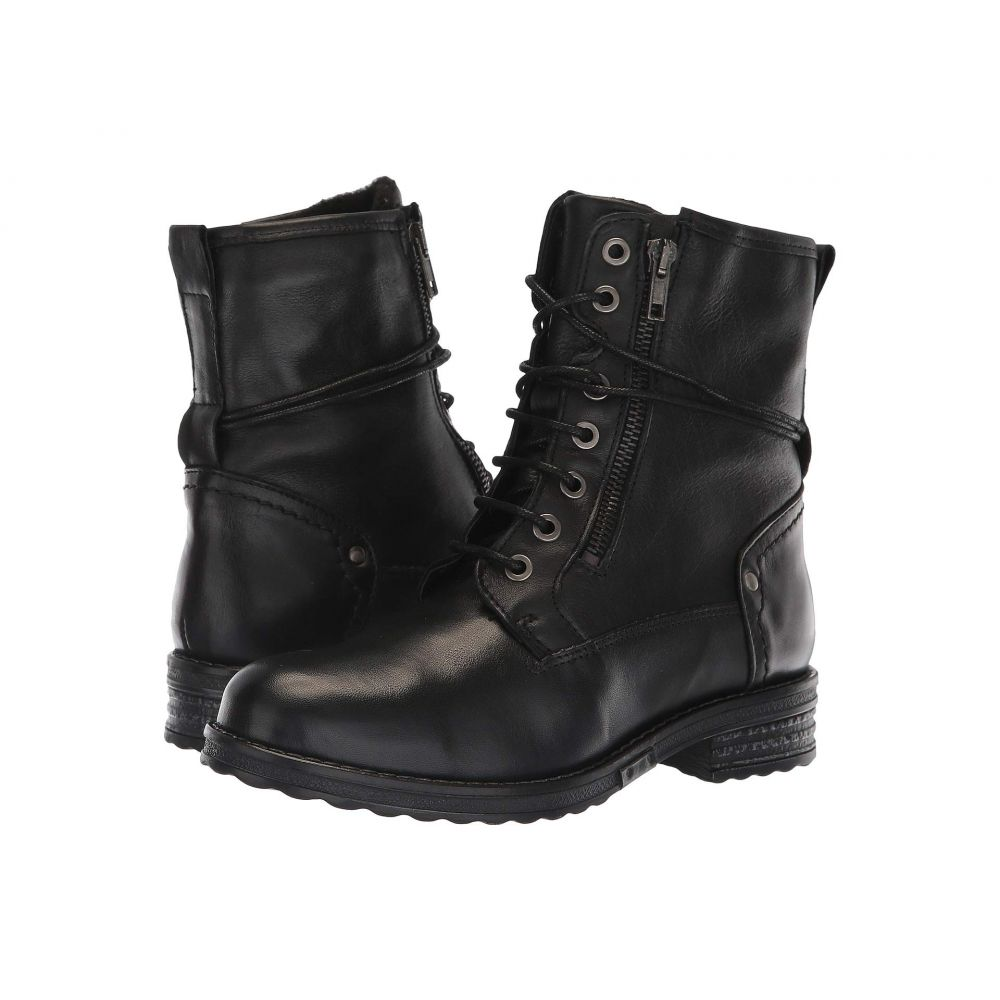 エリック マイケル Eric Michael レディース シューズ・靴 ブーツ【Imelda】Black