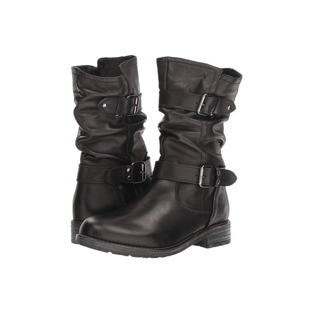 エリック マイケル Eric Michael レディース シューズ・靴 ブーツ【Noelle】Black