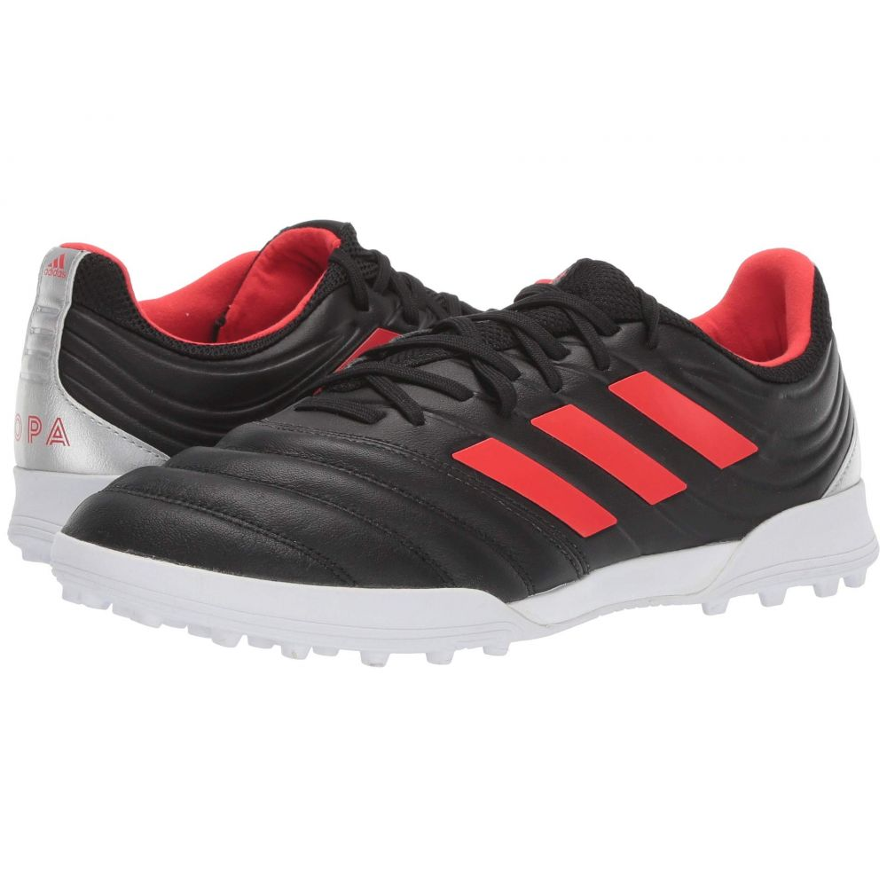 アディダス adidas メンズ シューズ・靴 スニーカー【Copa 19.3 TF】Core Black/Hi-Res Red/Silver Metallic