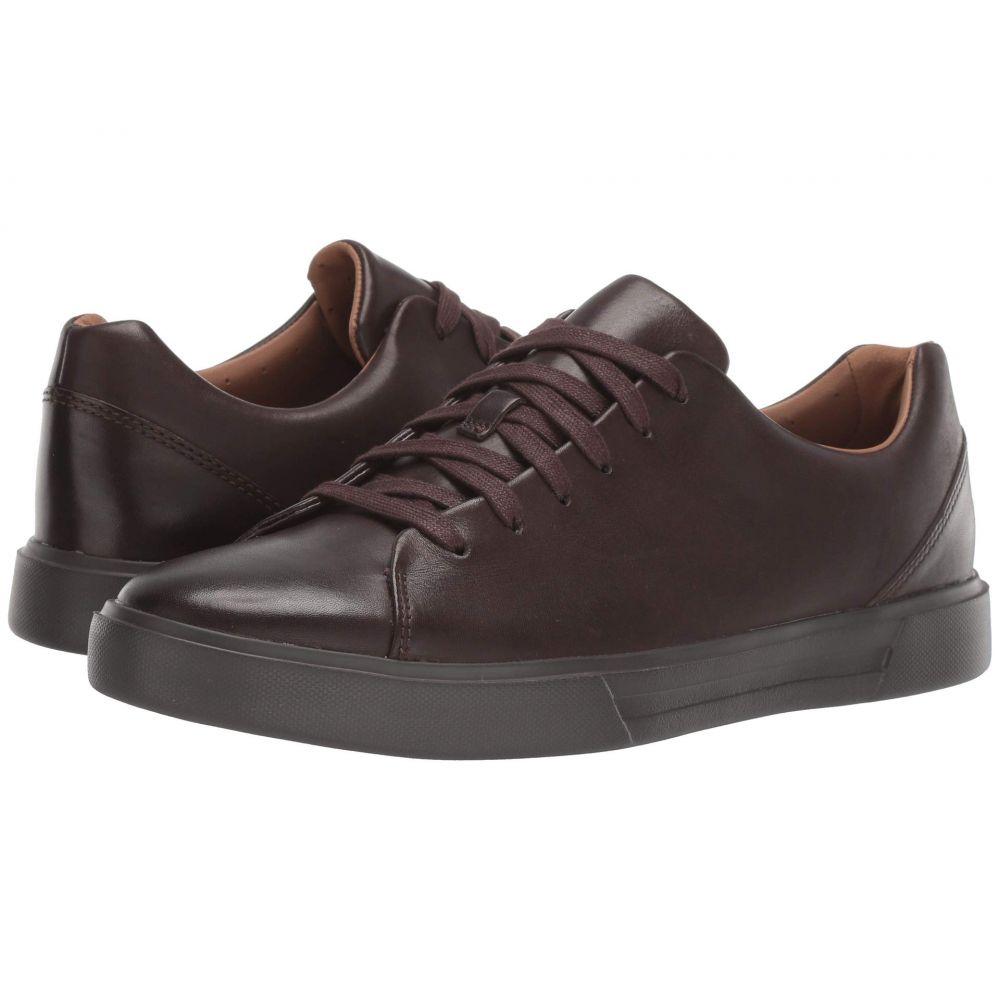 クラークス Clarks メンズ シューズ・靴 スニーカー【Un Costa Lace】Brown Leather