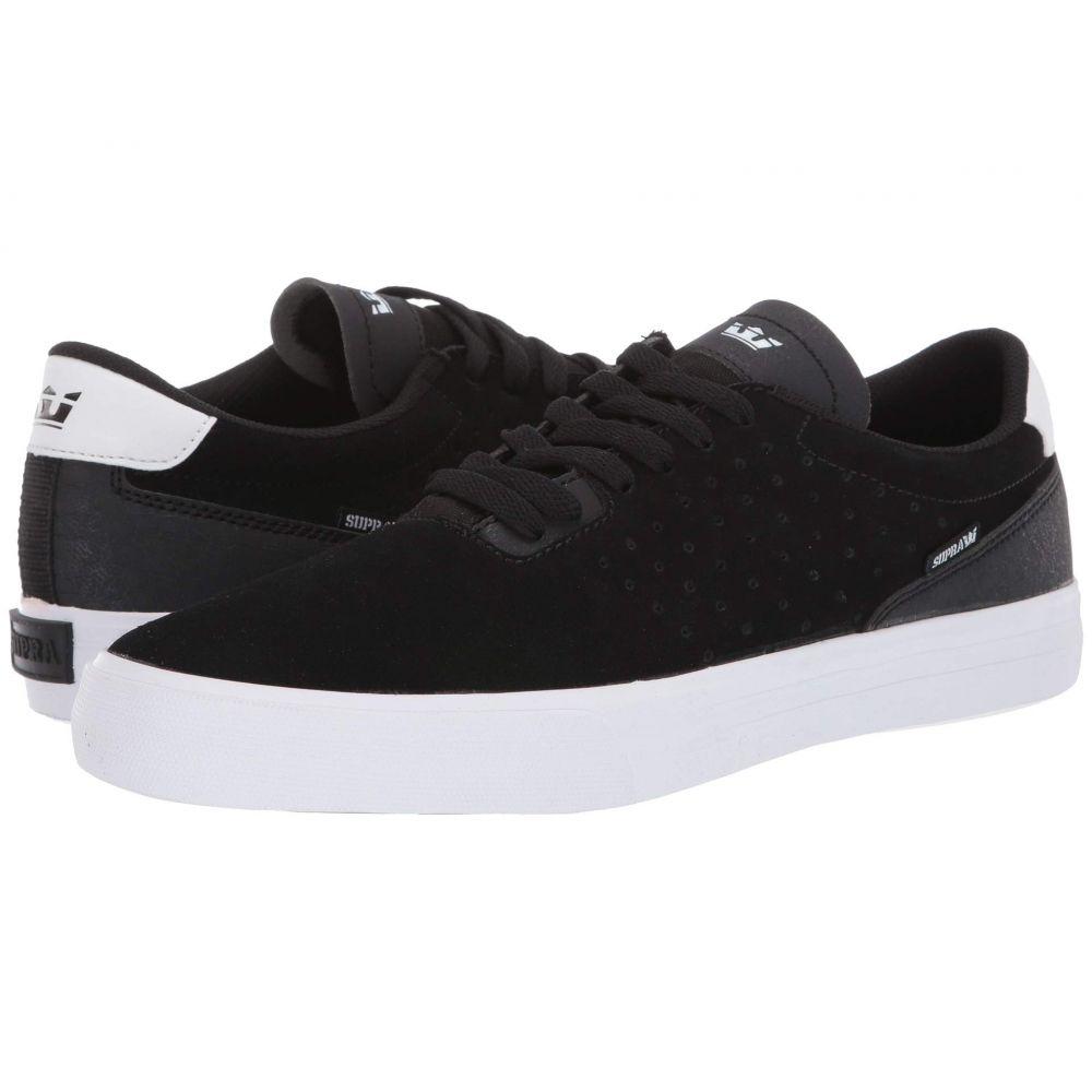 Womens 11.5 D Supra Mens Rock Black Suede//Canvas 1 Sneaker Mens 10 M