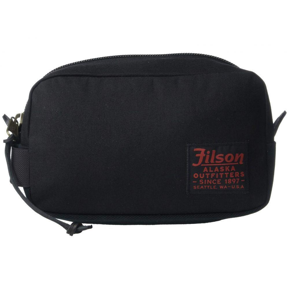 フィルソン Filson レディース ポーチ【Travel Pack】Dark Navy