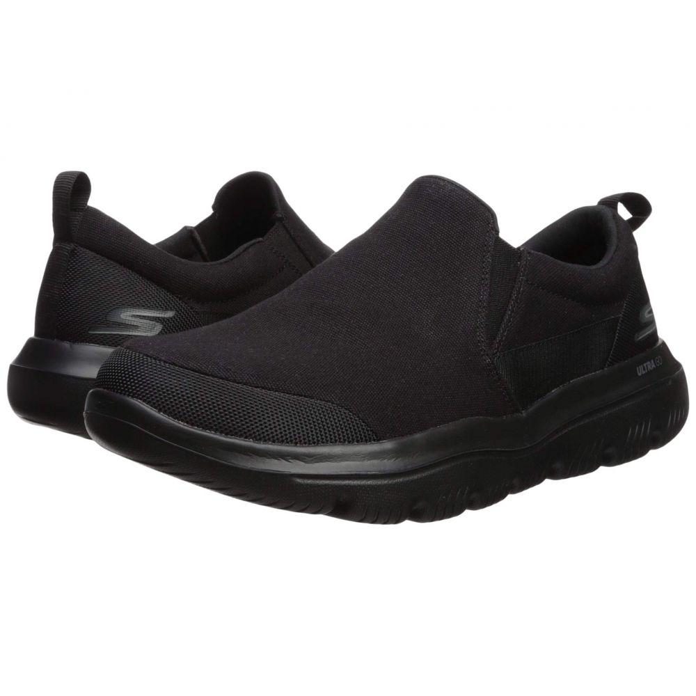スケッチャーズ SKECHERS Performance メンズ シューズ・靴 スニーカー【Go Walk Evolution Ultra - 54736】Black