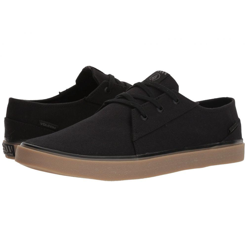 ボルコム Volcom メンズ スニーカー シューズ・靴【Lo Fi】New Black
