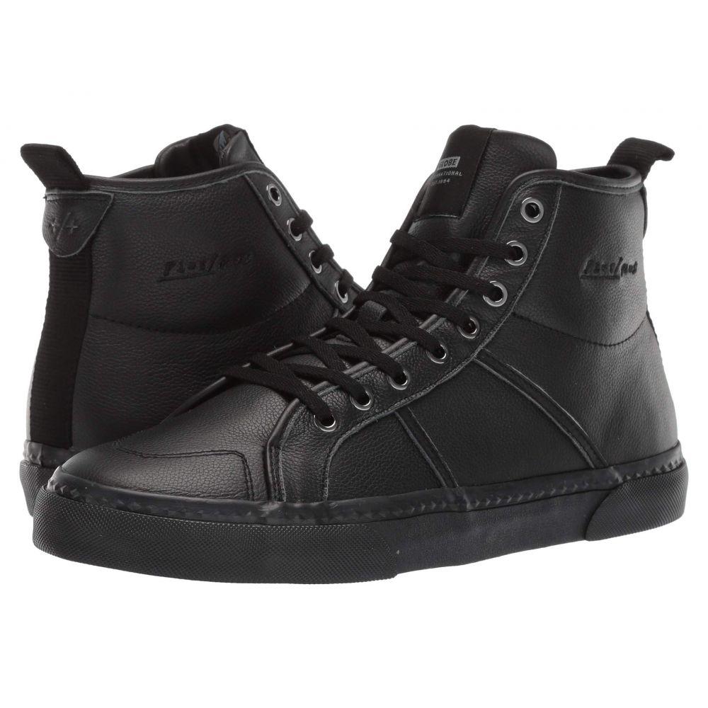 グローブ Globe メンズ スニーカー シューズ・靴【Los Angered II】Black Montano