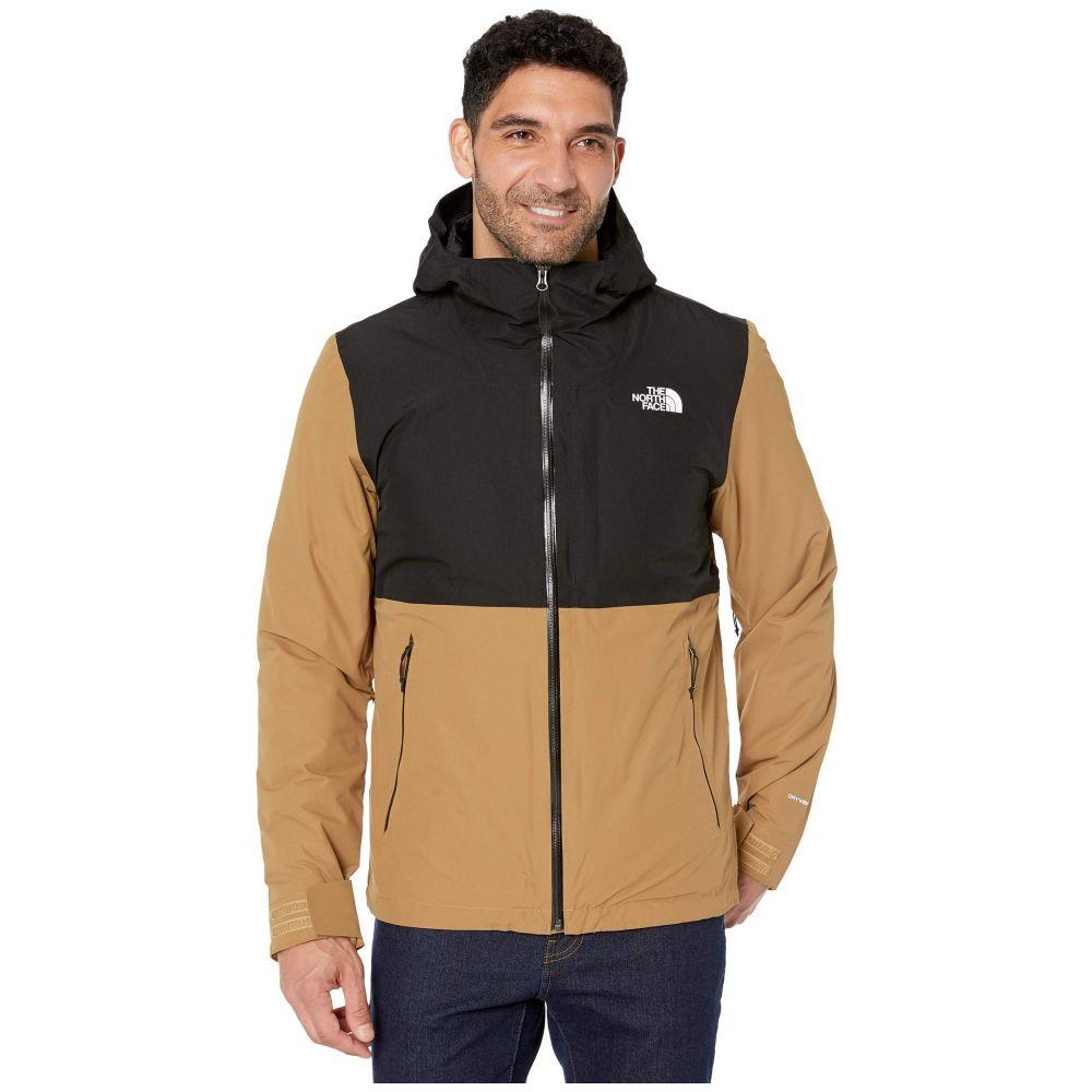 ザ ノースフェイス The North Face メンズ ダウン・中綿ジャケット アウター【Inlux Insulated Jacket】British Khaki/TNF Black