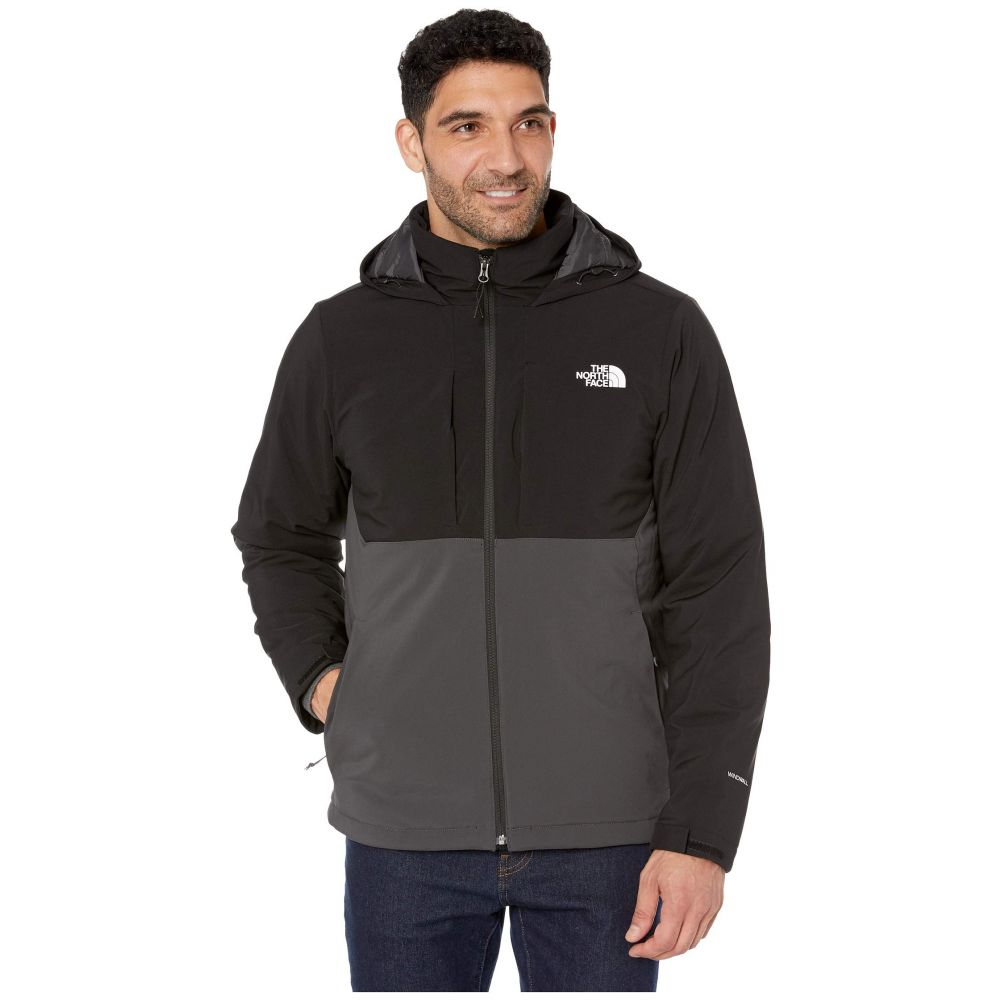 ザ ノースフェイス The North Face メンズ ジャケット アウター【Apex Elevation Jacket】TNF Black/Asphalt Grey