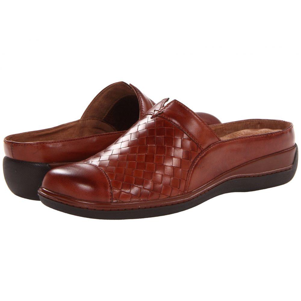 ソフトウォーク SoftWalk レディース サンダル・ミュール シューズ・靴【San Marcos】Rust Burnished Veg Leather