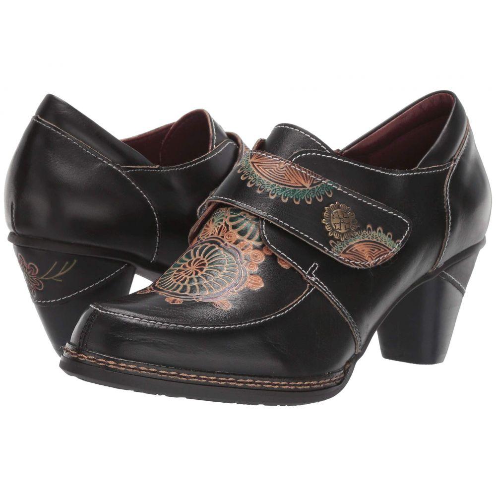 スプリングステップ L'Artiste by Spring Step レディース パンプス シューズ・靴【Micki】Black