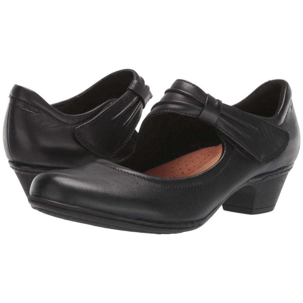 ロックポート Rockport Cobb Hill Collection レディース パンプス シューズ・靴【Abbott Mary Jane】Black