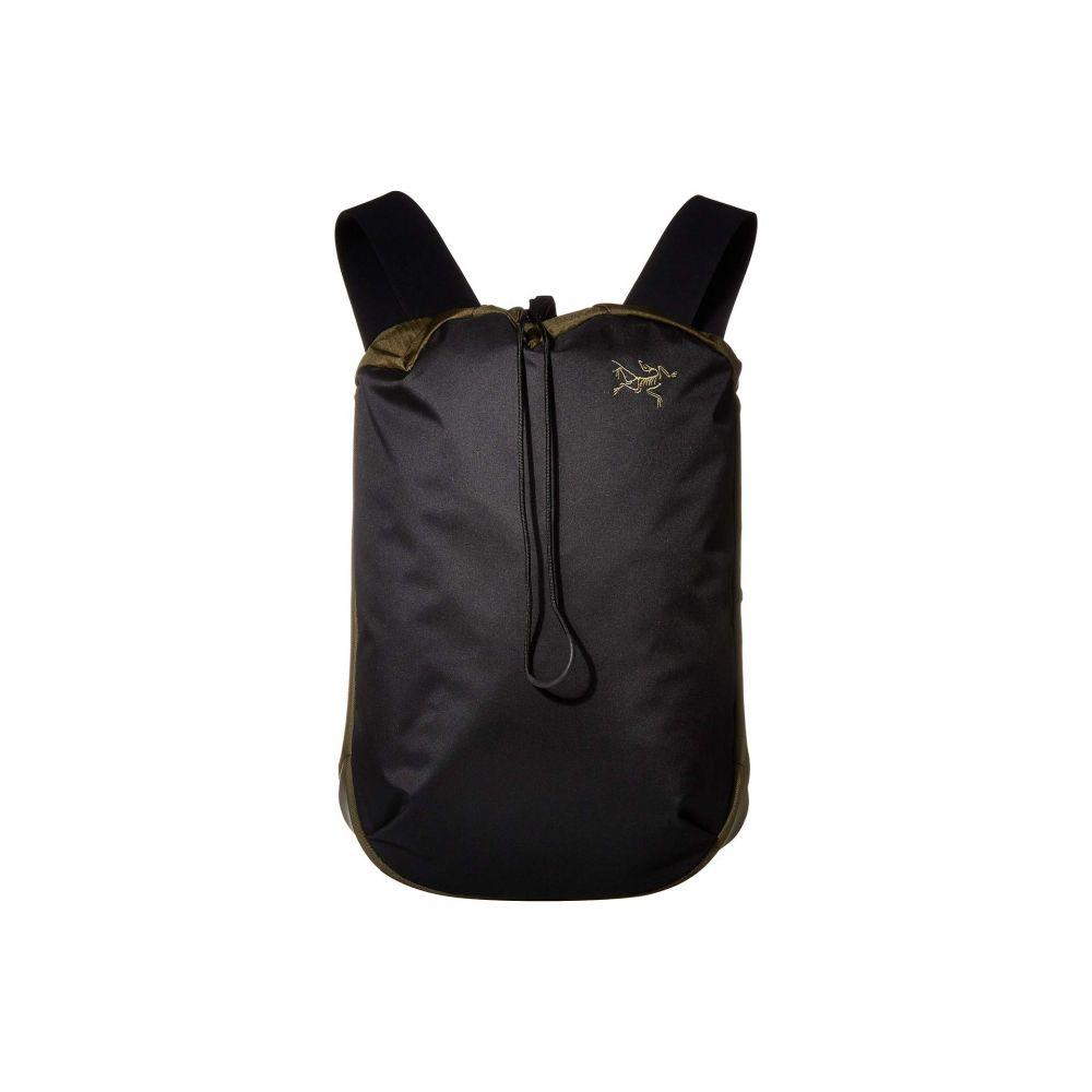 アークテリクス Arc'teryx レディース バックパック・リュック バケットバッグ バッグ【Arro 20 Bucket Bag】Wildwood