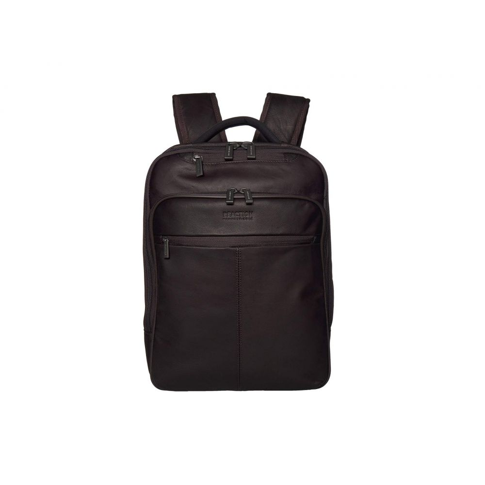ケネス コール Kenneth Cole Reaction レディース パソコンバッグ バッグ【RFID EZ Scan Computer Business Backpack】Brown