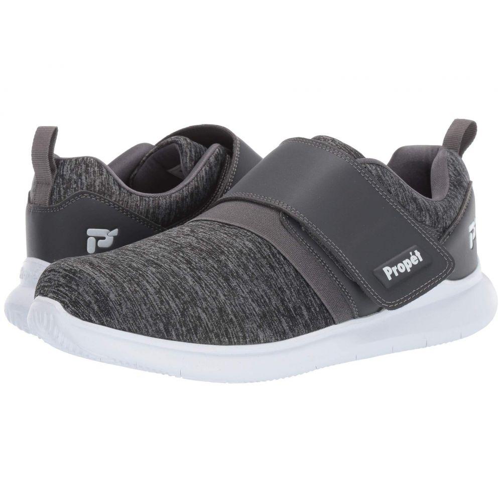 プロペット Propet メンズ スニーカー シューズ・靴【Viator Mod Monk】Charcoal