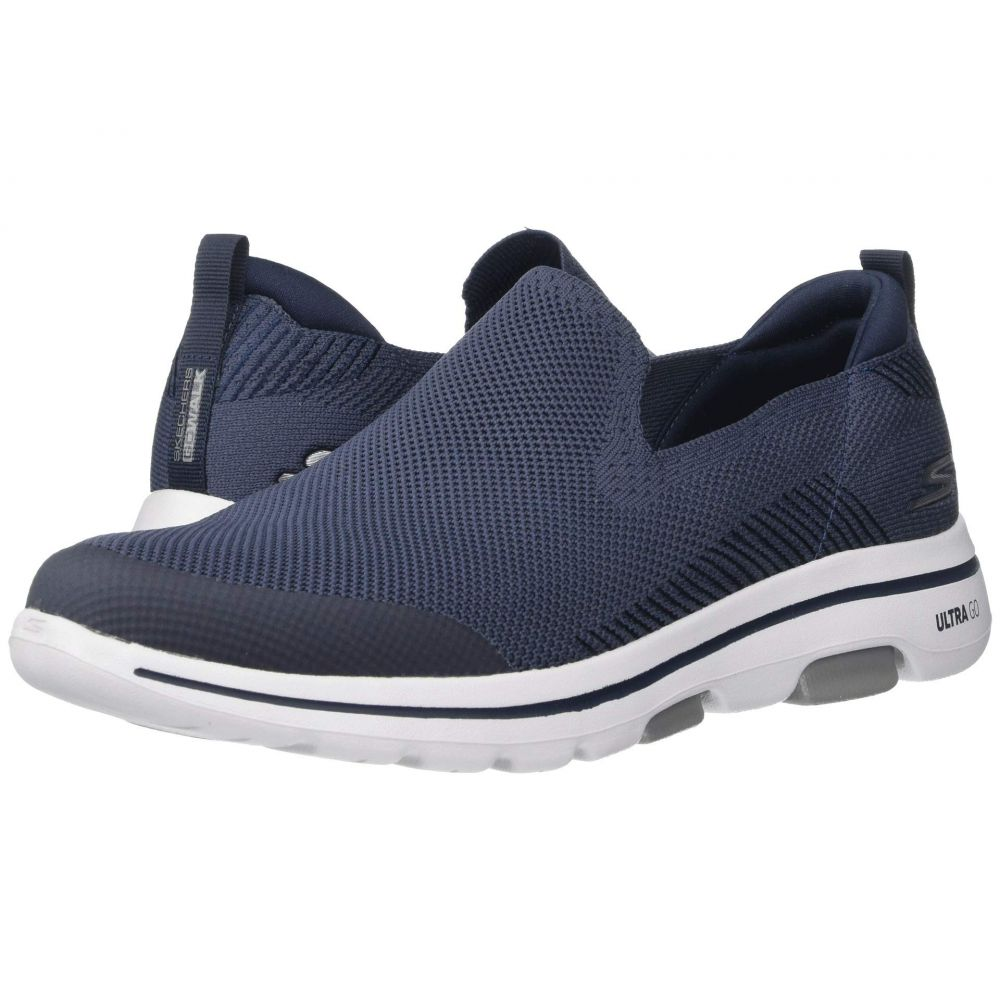 スケッチャーズ SKECHERS Performance メンズ スニーカー シューズ・靴【Go Walk 5】Navy