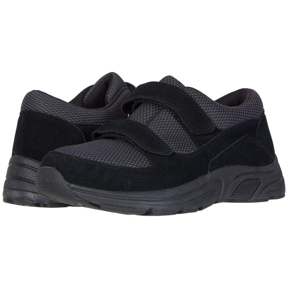 ドリュー Drew メンズ スニーカー シューズ・靴【Win】Black Suede/Knit