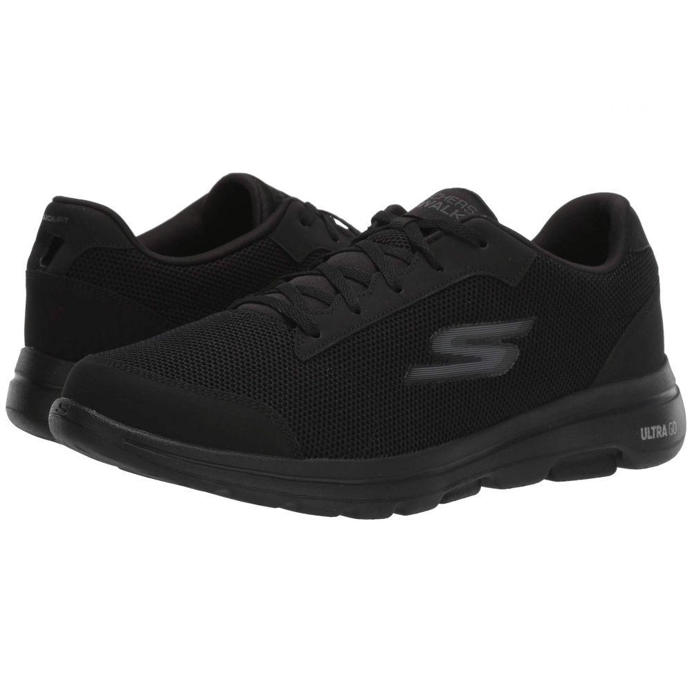 スケッチャーズ SKECHERS Performance メンズ スニーカー シューズ・靴【Go Walk 5 - Demitass】Black