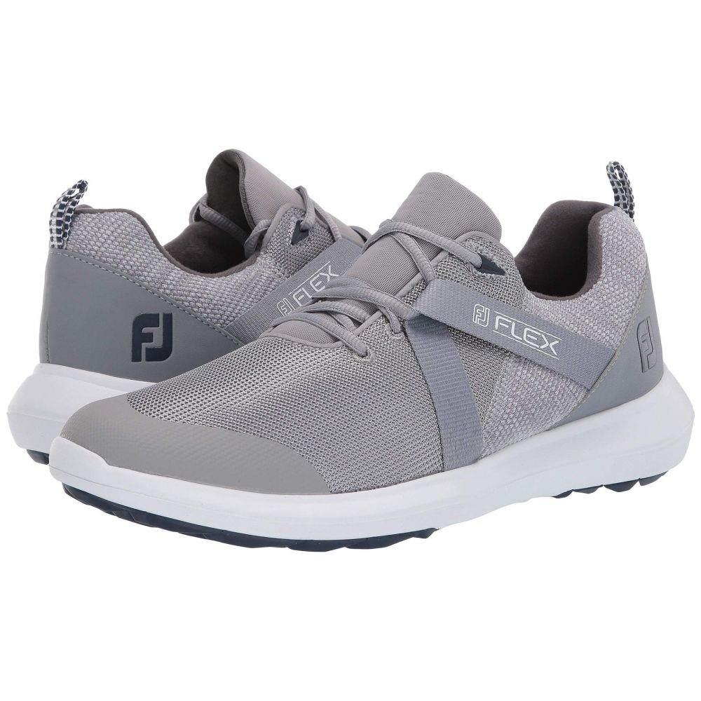 フットジョイ FootJoy メンズ ゴルフ シューズ・靴【Flex】Grey