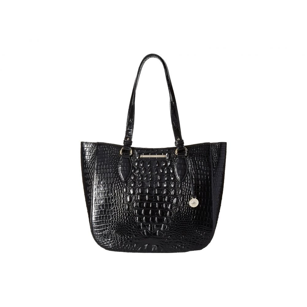ブラーミン Brahmin レディース トートバッグ バッグ【Melbourne Medium Lena Bag】Black