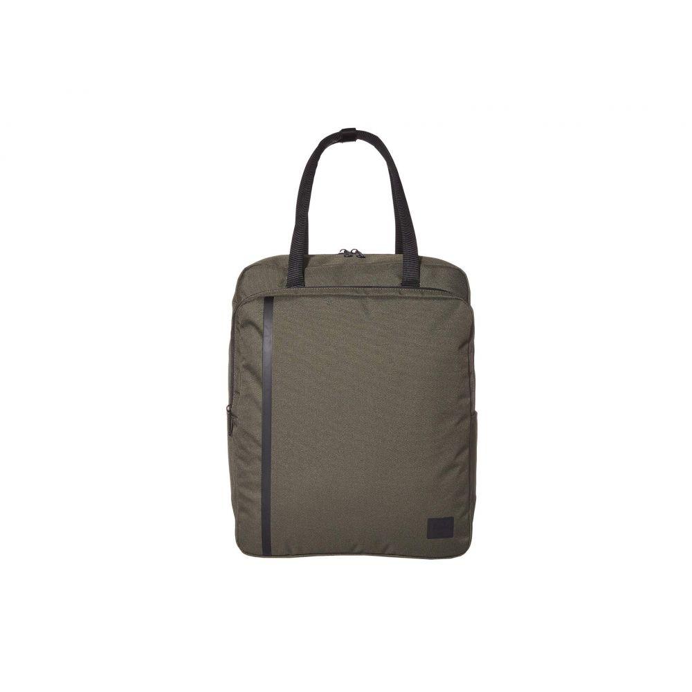 ハーシェル サプライ Herschel Supply Co. レディース トートバッグ バッグ【Travel Tote】Dark Olive