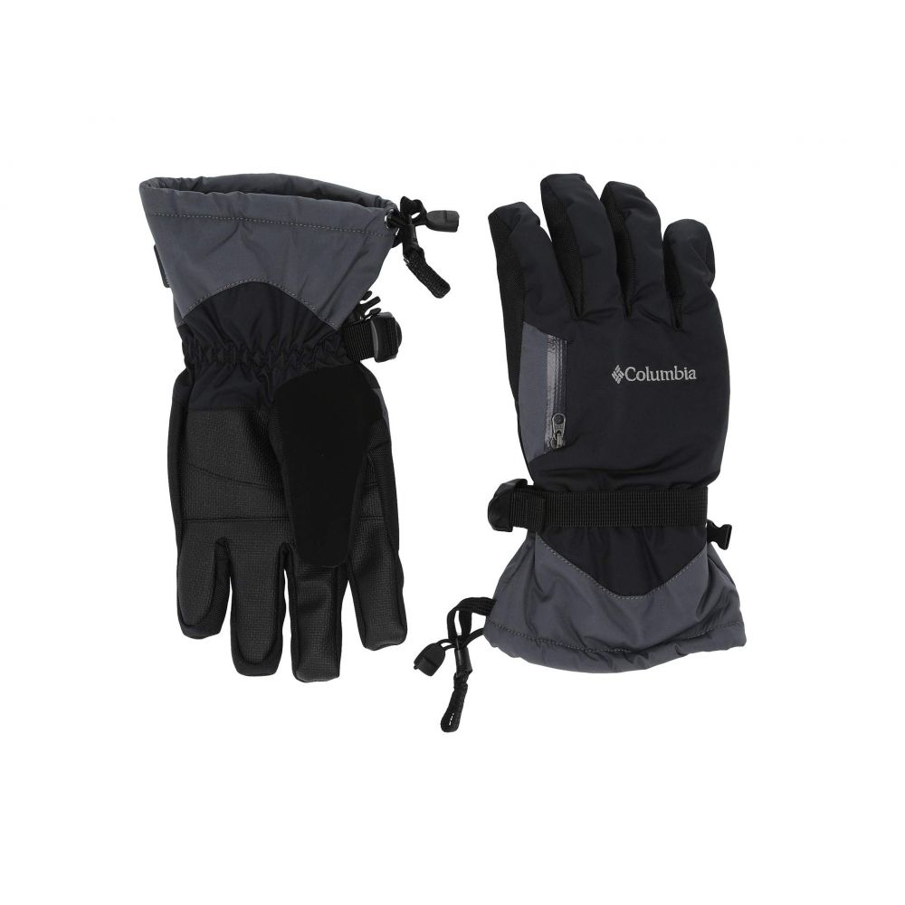 コロンビア Columbia レディース 手袋・グローブ 【Bugaboo(TM) Interchange Gloves】Black/Graphite
