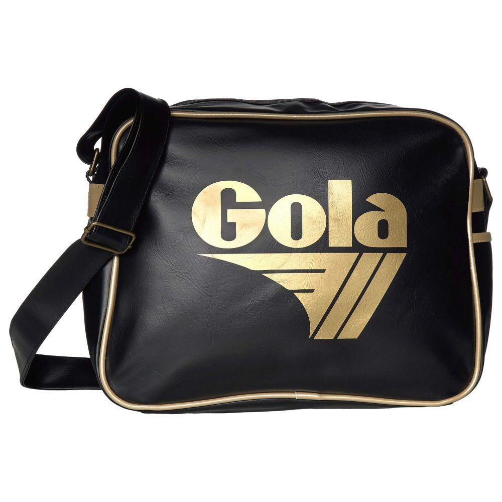 ゴーラ Gola レディース ショルダーバッグ バッグ【Redford】Black/Gold