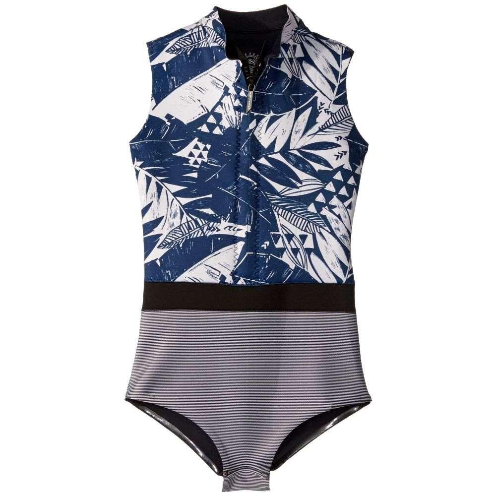 リップカール Rip Curl レディース ウェットスーツ 水着・ビーチウェア【Searchers S/Less Spring Suit】Navy