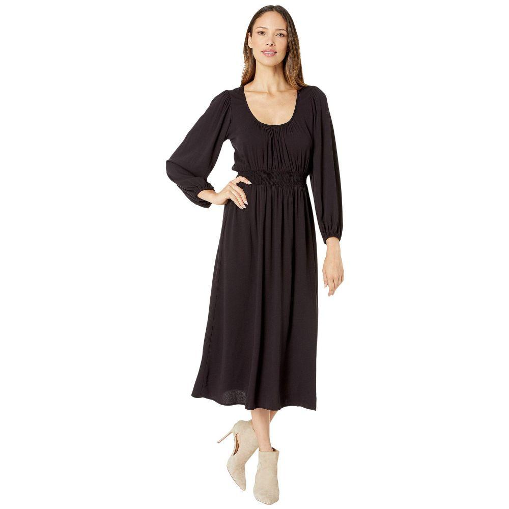 レイチェル パリー Rachel Pally レディース ワンピース ワンピース・ドレス【Pucker Rayon Edith Dress】Faded Black