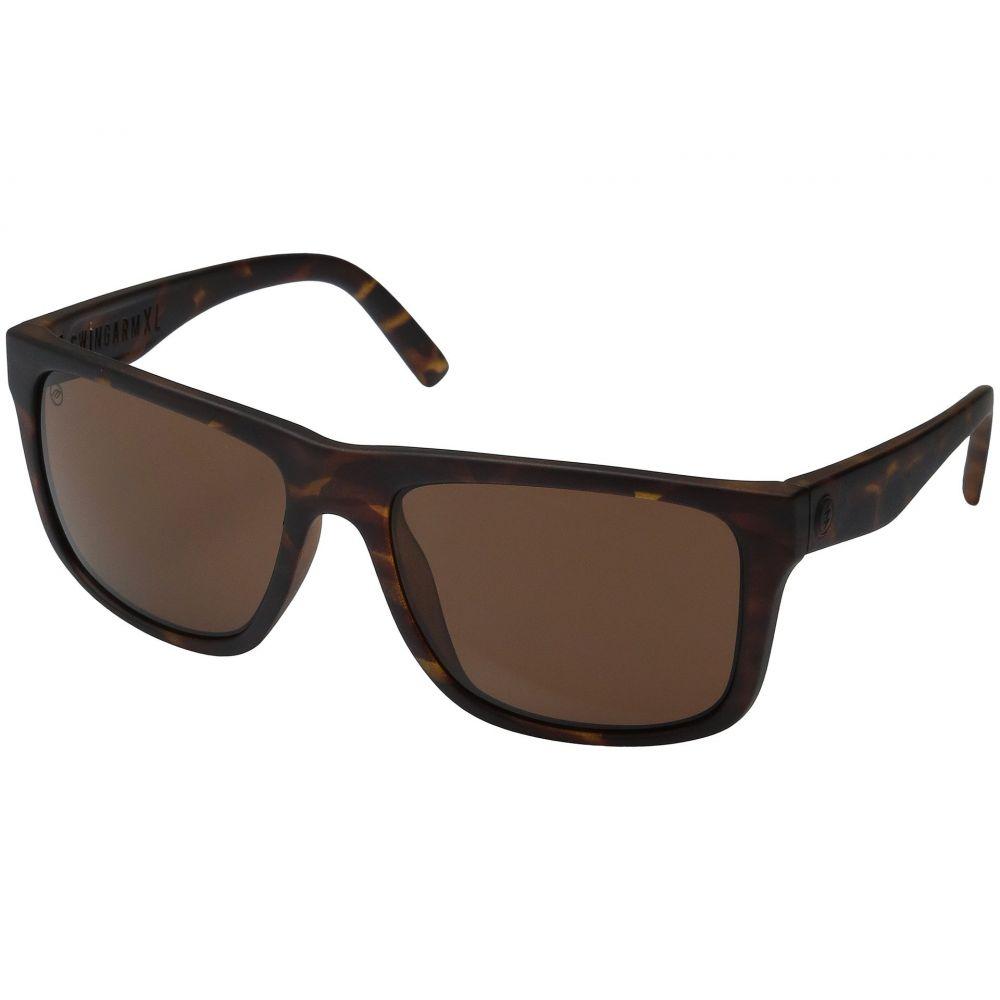 エレクトリック Electric Eyewear メンズ メガネ・サングラス 【Swingarm XL】Matte Tort/Ohm Bronze