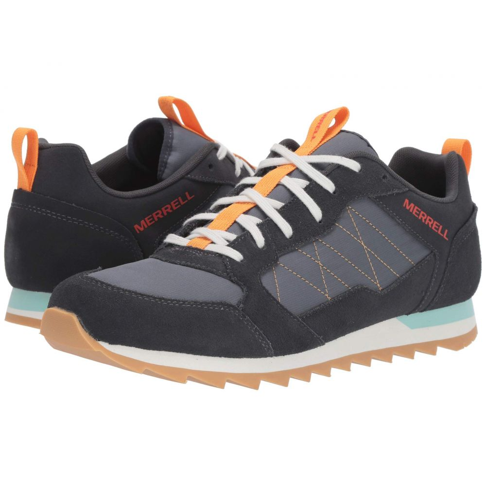 メレル Merrell メンズ ハイキング・登山 スニーカー シューズ・靴【Alpine Sneaker】Ebony